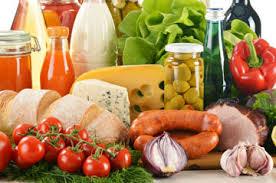 """De industrie """"voedingsmiddelen"""""""