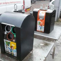 Milieustraat Reiniging