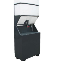 Vloeistof opslagunit Rotomould HDPE 300